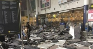 Brussels attack metro