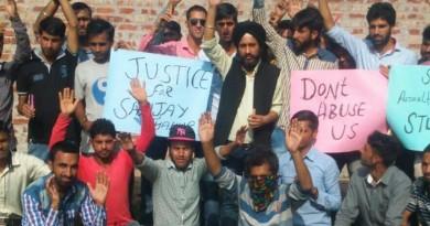 Kashmiri students Mohali