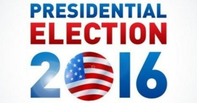 US presidency Elections 2016