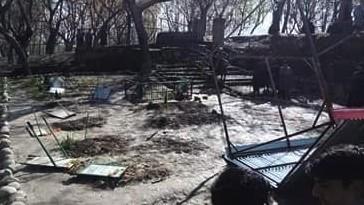 Martyrs Graveyard