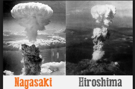 Hiroshima Nagasaki nuclear attack