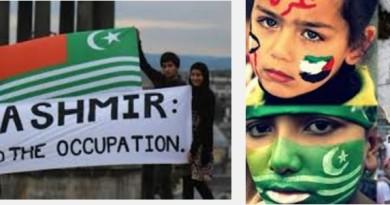 Kashmir Palestine