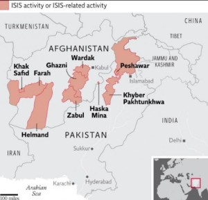ISIS in Afghanistan