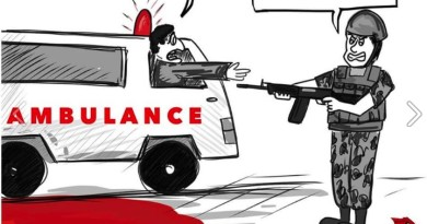 Kashmir ambulance attack