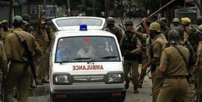 Kashmir atrocities