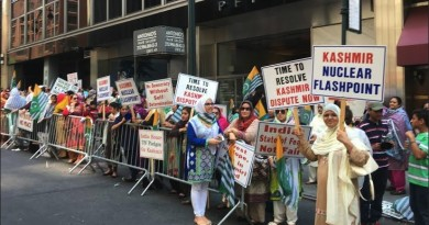 KAC Protest in New York