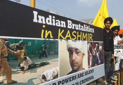 Kashmir Media reports Indian fact-finding delegation's meeting with Kashmir Bar Association