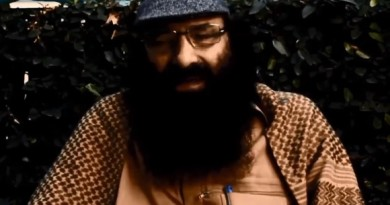 Syed Salahuddin Chief of Hizbul mujahideen
