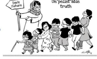 Save Kashmiri Children global campaign