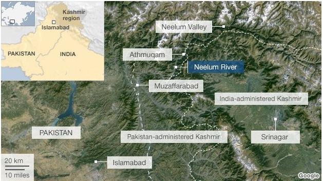 LOC Kashmir AJK