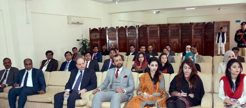 Civil Services Academy Pakistan