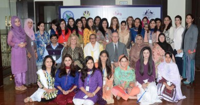 Women Young Leaders, Pakistan