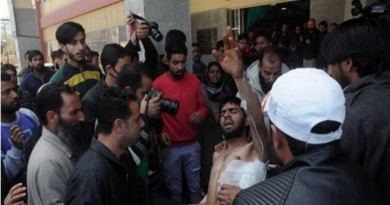 Indian forces by-polls Kashmir killings