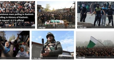 Srinagar, Kashmir by-polls 2017