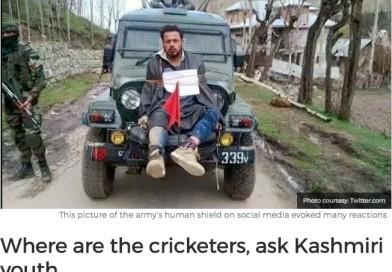 India, Losing 'Illegitimate' Control on Kashmir