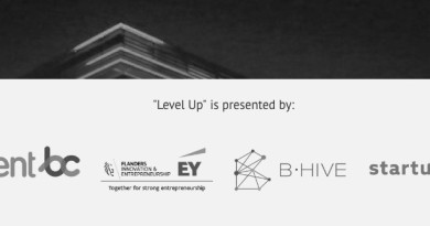 #BETECH, Level Up Belgium June 2017 event