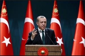 Turkish President Erodgan