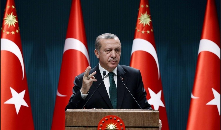 Turkish President Erodgan