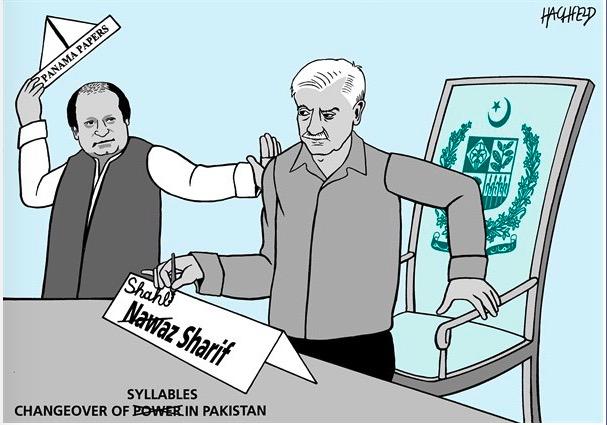 Panama Leaks, JIT Pakistan, Nawaz Sharif , Shahbaz Sharif