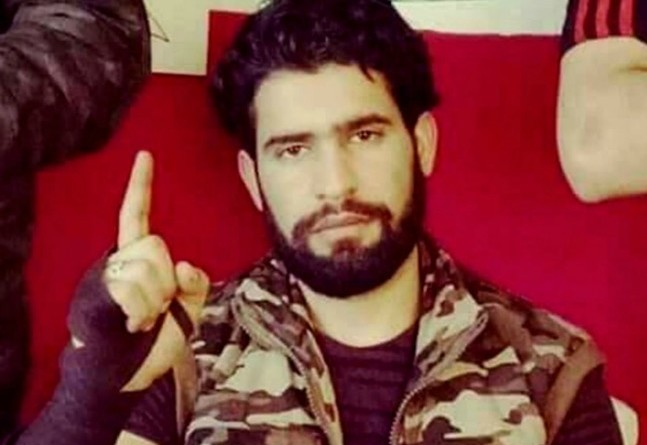 Zakir Musa head of 'Al-Qaeda linked cell' – Ansar Ghazwat-ul-Hind in disputed Indian occupied Jammu & Kashmir
