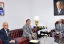 Three Gorges South Asia Team meets AJK President