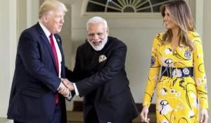 Indo-US relations, Narendra Modi and Donald Trump