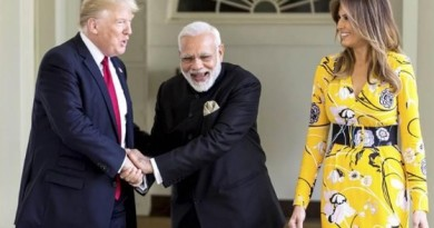 Indo-US relations, Narendra Modi and Donald Trump