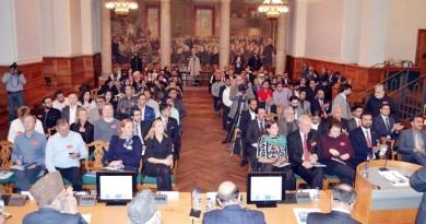 International Kashmir Conference organized by the Tehreek e Kashmir Denmark and Danish Pakistani Affairs Council at the Danish Parliament here in Copenhagen.