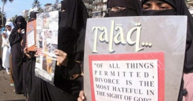 Talaq, divorce
