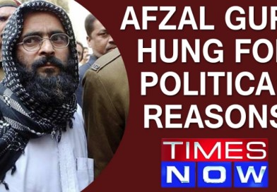 Afzal Guru: The Hero of the Kashmir's Struggle