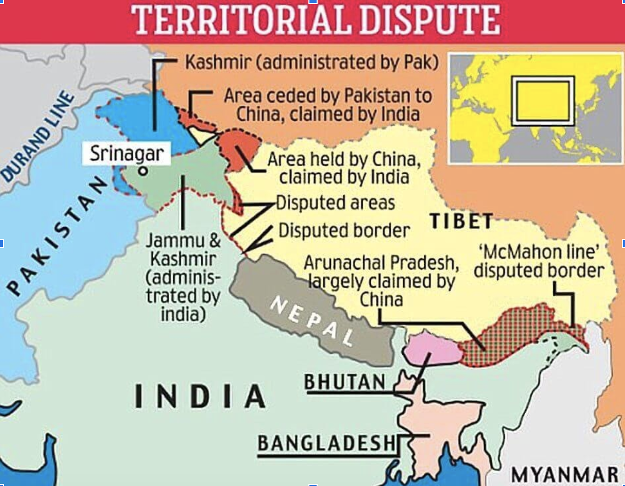 India's Expansionist Designs Sabotage the Regional Peace