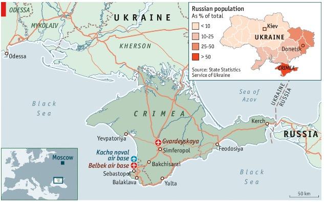 Russian annexation of Crimea is final!   KashmirWatch