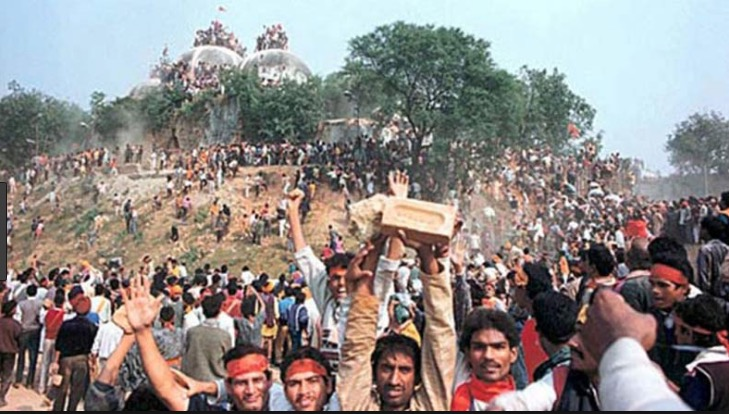 Babri Mosque Demolition Exposed the Myth of India's Secularism |  KashmirWatch